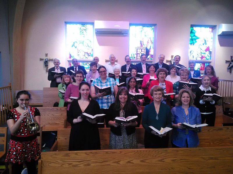St Kevin Choir